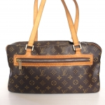LOUISVUITTON monogram canvas cite gm
