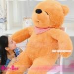 ตุ๊กตาหมีหลับ light brown 1.6 เมตร