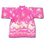เสื้อจิมเบอิ สีชมพู ลาย Hello Kitty S100