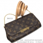 [SOLDOUT]Louisvuitton Favourite Monogram PM
