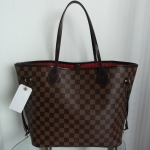 [SOLDOUT]LOUISVUITTON Damier Ebene Neverful MM