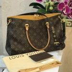 (SOLDOUT)LOUISVUITTON pallas mm safran
