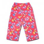 กางเกง สีแดง ลาย Mickey Mouse เล่นสเก็ตบอร์ด 4T
