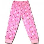 กางเกง สีชมพู ลายแมว 6T
