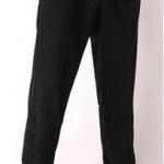 [พร้อมส่ง] กางเกงออกกำลังกาย ขายาว สำหรับผู้ชายไซส์ใหญ่่ 3XL แบบรัดข้อเท้า - [In Stock] Sport Long-legged Pants for Large Size Men 3XL