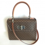 (SOLDOUT)Celine Vintage Crossbody bag with strap