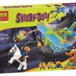 เลโก้จีน BELA No.10429 ชุด Scooby Doo Mystery Plane Adventures