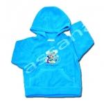เสื้อกันหนาว สีฟ้า ลาย Mickey Mouse & Friends 24M