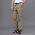 [พรีออเดอร์] กางเกงผ้าทำงานผู้ชายไซส์ใหญ่ เอว 47 นิ้ว ขายาว