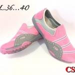 รองเท้าผ้าใบแฟชั่น สวยเท่ห์ วัสดุอย่างดี ทรงสวยเพรียวกระชับเท้าด้วย ใส่สบาย ใส่เที่ยว ออกกำลังกาย แมทเก๋ ได้ทุกชุด (E2226)