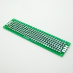 Double Side 2*8 cm Prototype Universal FR-4 Glass Fiber PCB Board