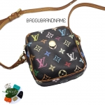 (SOLDOUT)LOUIS VUITTON rift crossbody multicolor black
