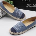 รองเท้าคัทชู ทรง slip on แต่ง CC ด้านหน้าสไตล์ชาแนล รอบส้นเชือกถักสไตล์วินเทจ สวยเก๋ห์ ทรงสวย ใส่สบาย แมทสวยเท่ห์ได้ทุกชุด