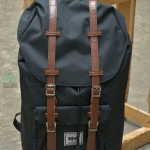 8848 Back pack(กระเป๋าเป้ สะพายหลัง) BA027 สี ดำ พร้อมส่ง