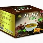 ICHI Coffee อิชิ คอฟฟี่ กาแฟเพื่อสุขภาพ มีคอลลาเจน ผสานสมุนไพรเพื่อสุขภาพ กาแฟอราบิก้าเกรดพรีเมี่ยม กลิ่นหอม รสชาติเข้มข้น อร่อยมากๆๆ