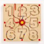 MAGNETIC MAZE - ชุดแม่เหล็กฝึกเขียนตัวเลข