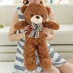 ตุ๊กตาหมีอ้วนขนกุหลาบ รุ่น BP050081 ขนาด 0.55 เมตร