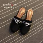 รองเท้าคัทชู เปิดส้น งานสไตล์ GIVENCHY เรียบหรู ดูแพง วัสดุหนังนิ่มอย่างดี ทรงสวยเกร๋ พื้นบุนวนตีแบรนด์ ใส่เดินนิ่มสบาย แมทสวยเท่ห์ได้ทุกชุด (G611)