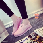 รองเท้าผ้าใบแฟชั่น เรียบเก๋ ผูกเชือกหน้า ใส่สบาย ทรงสวย ใส่เที่ยว ออกกำลังกาย แมท สวยได้ทุกชุด (A01)