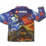เสื้อ สีน้ำเงิน ลาย Ninja Go 4T