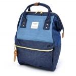กระเป๋าเป้ Anello Denim Multi (Mini)