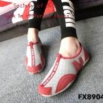 รองเท้าผ้าใบ แฟชั่น สวมใส่ง่าย ดีไซน์น่ารัก ผ้าตาข่ายนิ่ม ระบายอากาศได้ดี พื้นยางกันลื่น น้ำหนักเบา เหมาะกับทุกวัย สวมใส่สบาย สไตล์ชิลๆ