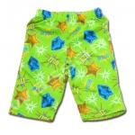 กางเกง สีเขียว ลาย Toy Story กับตรานายอำเภอ 12M