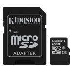 Raspberry Pi Kingston Micro SD Class 10 - 16GB