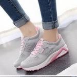 รองเท้าผ้าใบแฟชั่น สวยเก๋สไตล์เกาหลี ทรงสวย วัสดุอย่างดี ใส่สบาย ใส่เที่ยว ออกกำลังกาย แมทสวยเท่ห์ได้ทุกชุด