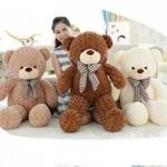 ตุ๊กตาหมีอ้วนขนกุหลาบ รุ่น BP050083 ขนาด 0.95 เมตร