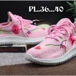 รองเท้าผ้าใบแฟชั่น สวยเท่ห์ แต่งปักดอกไม้สวยวินเทจ วัสดุอย่างดี ทรงสวย ใส่สบาย ใส่เที่ยว ออกกำลังกาย แมทสวยเท่ห์ได้ทุกชุด