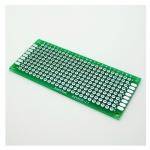 Double Side 3*7 cm Prototype Universal FR-4 Glass Fiber PCB Board