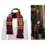 ผ้าพันคอไหมพรม หนัง แฮรี่ พอตเตอร์ แบบหนา