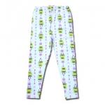 กางเกง สีขาว-ชมพู ลาย Spongebob 6T