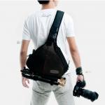 กระเป๋ากล้อง ถ่ายรูป เลนส์ CA004 CADEN K1 CLASSIC BLACK