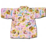 เสื้อจิมเบอิ สีชมพู ลาย Mini Moni S100