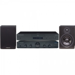 CAMBRIDGE AUDIO TOPAZ CD-5 + AM-5 + SX-50 Bookshelf (Black)
