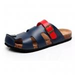 พรีออเดอร์ รองเท้าแตะ เบอร์ 35-46 แฟชั่นเกาหลีสำหรับผู้ชายไซส์ใหญ่ เก๋ เท่ห์ - Preorder Large Size Men Korean Hitz Sandal