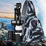 กระเป๋ากล้อง DSLR Bora BL-1300 แบบคาดอก