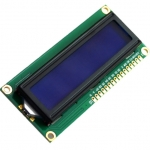 1602 LCD Blue Screen Character LCD Display Blue Blacklight TFT 16X2 LCD