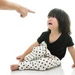 หงุดหงิด ใส่อารมณ์ เมื่อลูกร้องไห้งอแง