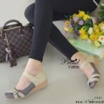 รองเท้าคัทชู ส้นเตี้ย สวยหวานโทนสีพาสเทล วัสดุพียูเนื้อดี ดีเทลแต่งโบว์ คาดหน้าแบบเมจิคเทปปรับให้กระชับได้ ใส่ง่าย เก็บหน้าเท้า สวย น่ารัก ดูดี สูง 1.5 นิ้ว สีดำ เทา ชมพู