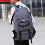 ฺLocallion backpack 40L 2nd Edition (สีเทา)