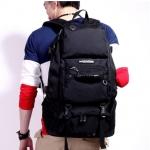 ฺLocallion backpack 40L 2nd Edition (สีดำ)