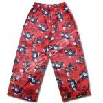 กางเกง สีแดง ลายรถบิ๊กฟุต 4T