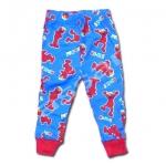 กางเกง สีฟ้า ลาย Sesame Street Ha-Ha! 4T