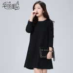 [พรีออเดอร์] เสื้้อแฟชั่นเกาหลีใหม่ อก 51.91 นิ้ว แขนยาว สำหรับผู้หญิงไซส์ใหญ่ - [Preorder] New Korean Fashion Shirt Long-Sleeved for Large Size Woman