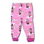 กางเกง สีชมพู ลาย Minnie กับสายรุ้ง 12M