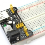 MB102 Breadboard Power Supply Module 3.3V/5V