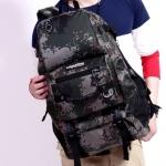 ฺLocallion backpack 40L 2nd Edition (ลายพรางเข้ม)